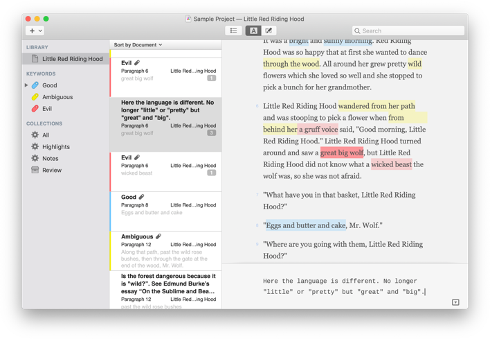 Screenshot Annotations
